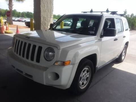2010 Jeep Patriot for sale at Cross Automotive in Carrollton GA