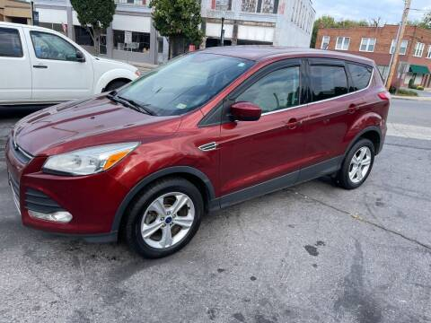 2014 Ford Escape for sale at East Main Rides in Marion VA