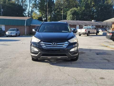 2013 Hyundai Santa Fe Sport for sale at 5 Starr Auto in Conyers GA
