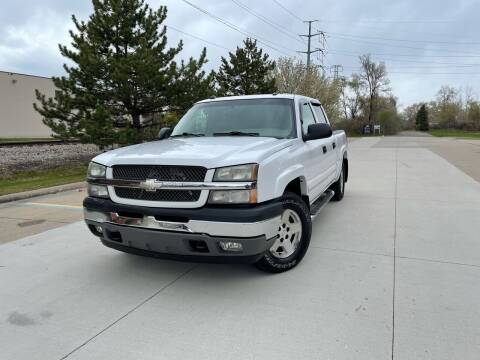 2005 Chevrolet Silverado 1500 for sale at A & R Auto Sale in Sterling Heights MI