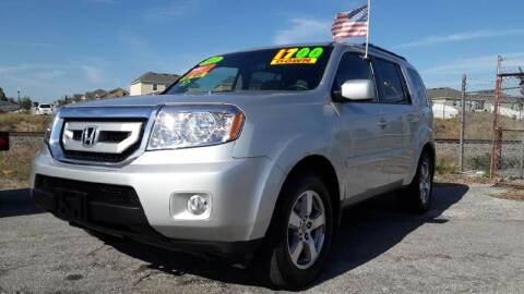 2009 Honda Pilot for sale at GP Auto Connection Group in Haines City FL