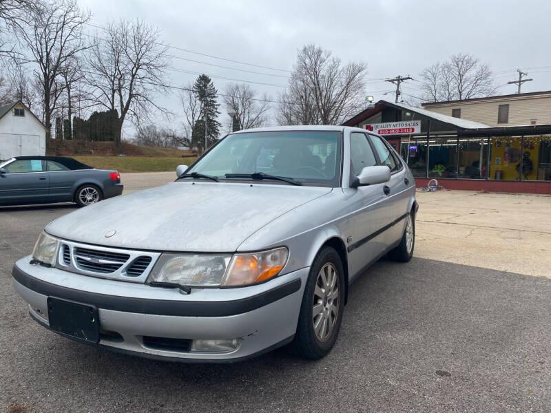 2001 Saab 9-3 for sale at NJ Quality Auto Sales LLC in Richmond IL