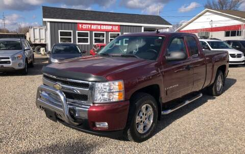 2008 Chevrolet Silverado 1500 for sale at Y City Auto Group in Zanesville OH