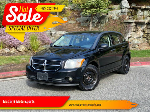 2007 Dodge Caliber for sale at Mudarri Motorsports in Kirkland WA