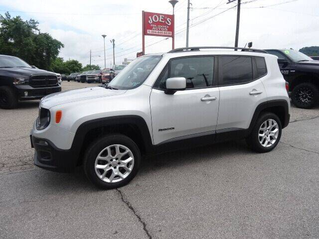 2015 Jeep Renegade for sale at Joe's Preowned Autos in Moundsville WV