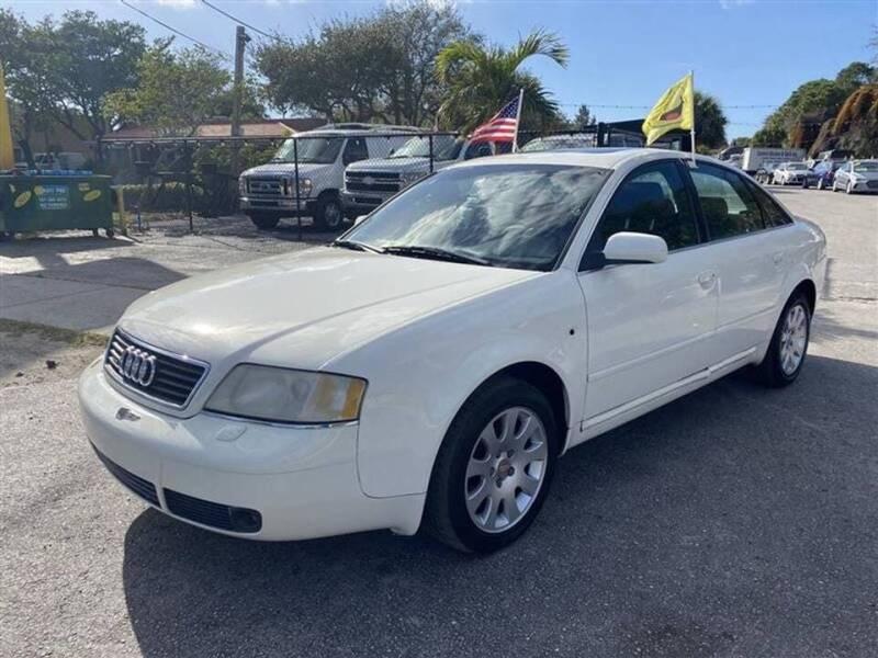 1999 Audi A6 for sale in Miami, FL