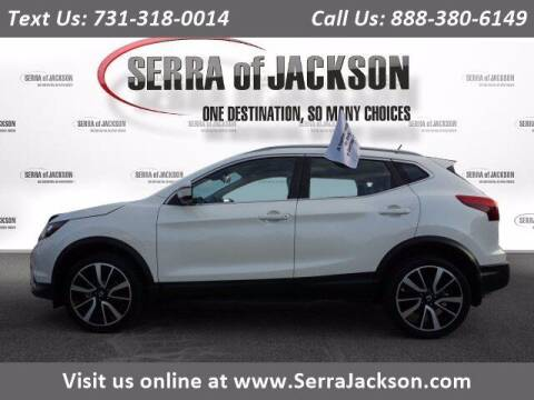2018 Nissan Rogue Sport for sale at Serra Of Jackson in Jackson TN