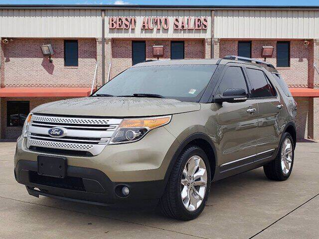 2013 Ford Explorer for sale at Best Auto Sales LLC in Auburn AL