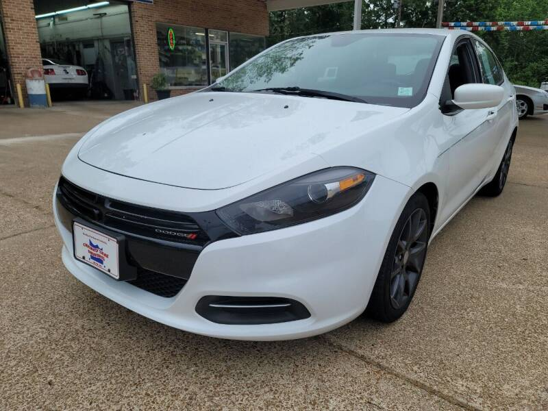 2016 Dodge Dart for sale at County Seat Motors in Union MO