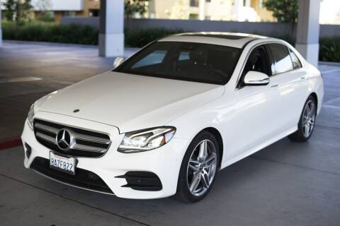 2018 Mercedes-Benz E-Class for sale at Sports Plus Motor Group LLC in Sunnyvale CA