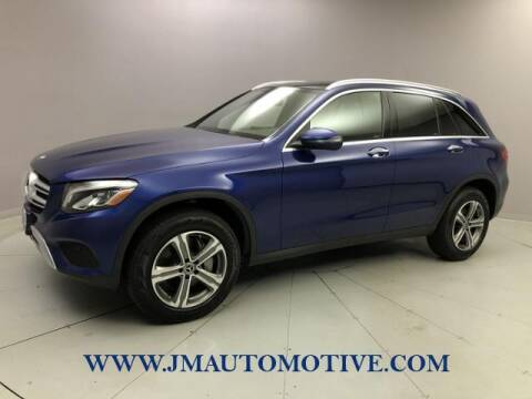 2018 Mercedes-Benz GLC for sale at J & M Automotive in Naugatuck CT