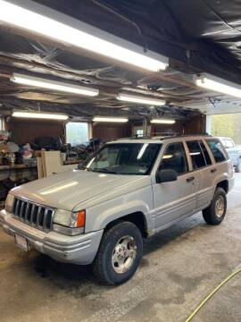 1998 Jeep Grand Cherokee for sale at Lavictoire Auto Sales in West Rutland VT