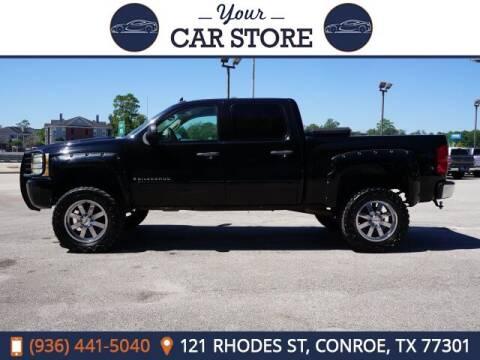 2008 Chevrolet Silverado 1500 for sale at Your Car Store in Conroe TX