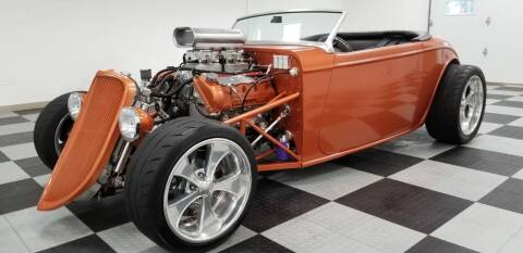 1933 Ford Roadster for sale at 920 Automotive in Watertown WI