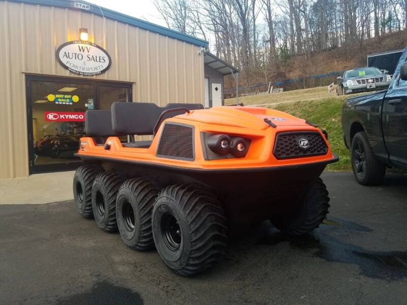 2019 Argo Aurora Amphibious for sale at W V Auto & Powersports Sales in Cross Lanes WV