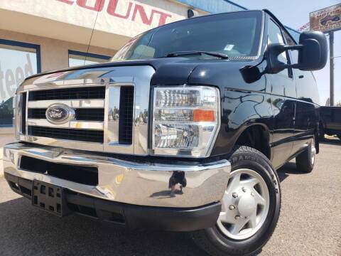 2014 Ford E-Series Cargo for sale at Discount Motors in Pueblo CO