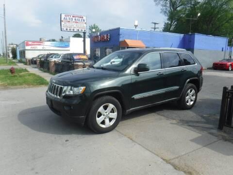 2011 Jeep Grand Cherokee for sale at City Motors Auto Sale LLC in Redford MI