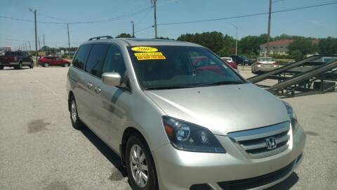 2007 Honda Odyssey for sale at Kelly & Kelly Supermarket of Cars in Fayetteville NC