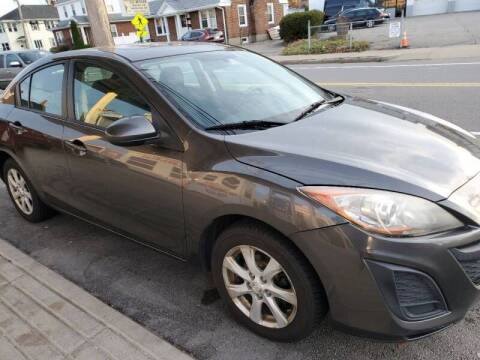 2011 Mazda MAZDA3 for sale at Emory Street Auto Sales and Service in Attleboro MA