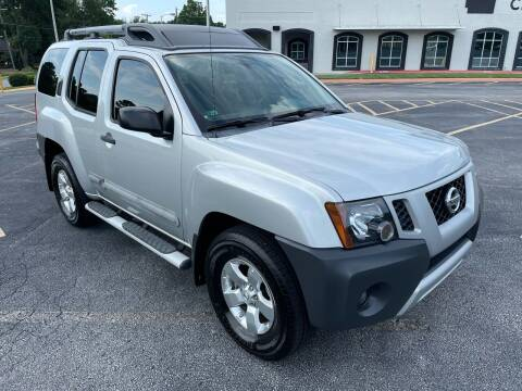 2012 Nissan Xterra for sale at H & B Auto in Fayetteville AR