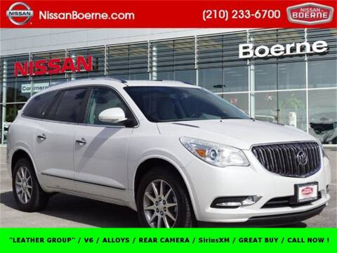 2016 Buick Enclave for sale at Nissan of Boerne in Boerne TX