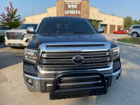 2018 Toyota Tundra for sale at Z Motors in Chattanooga TN