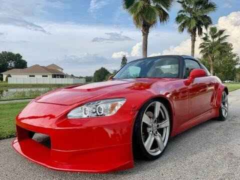 2001 Honda S2000 for sale at CLEAR SKY AUTO GROUP LLC in Land O Lakes FL