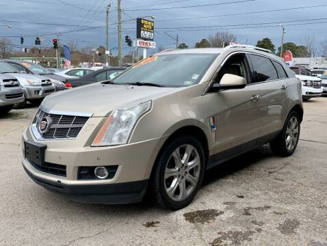 2011 Cadillac SRX for sale at Steve's Auto Sales in Norfolk VA