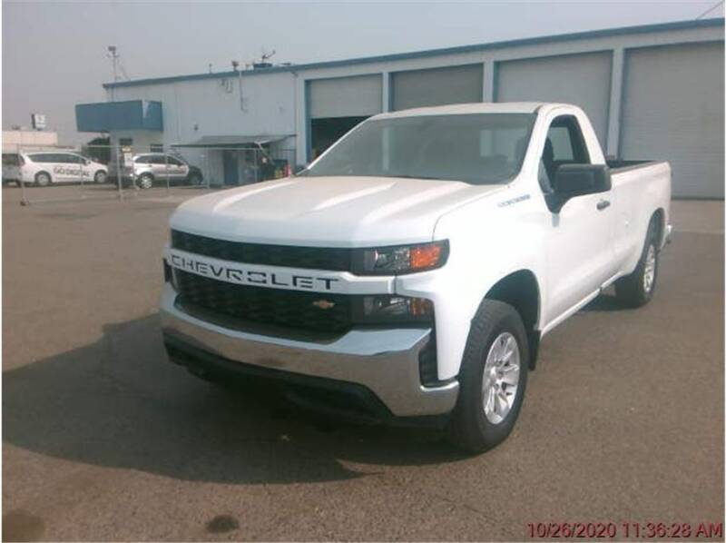 2019 Chevrolet Silverado 1500 for sale at Dealers Choice Inc in Farmersville CA