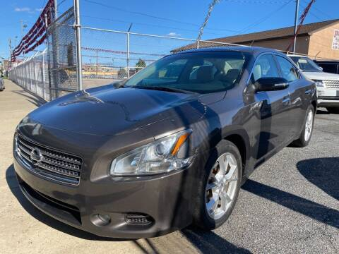 2013 Nissan Maxima for sale at The PA Kar Store Inc in Philladelphia PA