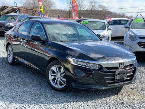 2019 Honda Accord for sale at A&M Auto Sales in Edgewood MD
