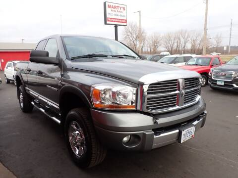 2006 Dodge Ram Pickup 3500 for sale at Marty's Auto Sales in Savage MN