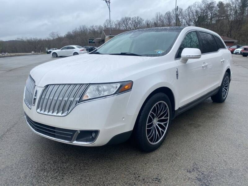 2011 Lincoln MKT for sale at Elite Motors in Uniontown PA