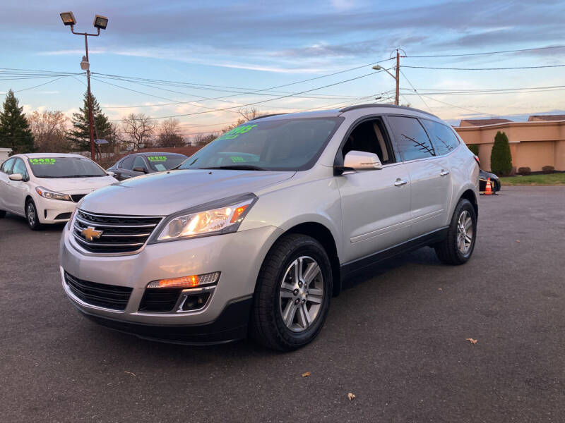 2016 Chevrolet Traverse for sale at Majestic Automotive Group in Cinnaminson NJ