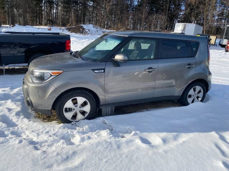 2016 Kia Soul for sale at Hillside Motor Sales in Coldwater MI