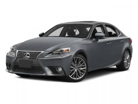 2014 Lexus IS 250 for sale at JEFF HAAS MAZDA in Houston TX