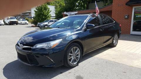 2015 Toyota Camry for sale at A & A IMPORTS OF TN in Madison TN