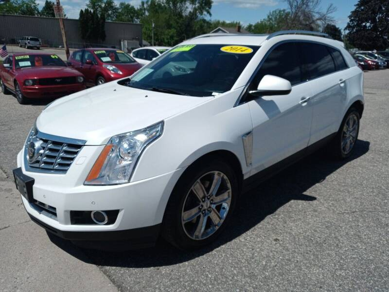 2014 Cadillac SRX for sale at River Motors in Portage WI