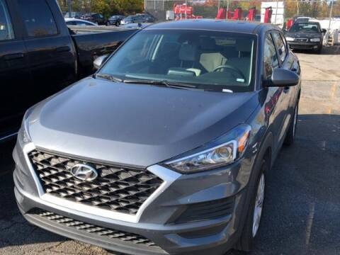 2019 Hyundai Tucson for sale at Mr Intellectual Cars in Shelby Township MI