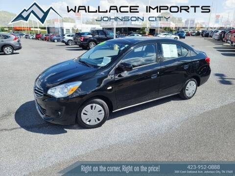 2019 Mitsubishi Mirage G4 for sale at WALLACE IMPORTS OF JOHNSON CITY in Johnson City TN
