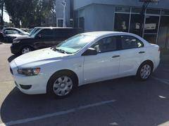 2008 Mitsubishi Lancer for sale at Popular Imports Auto Sales in Gainesville FL
