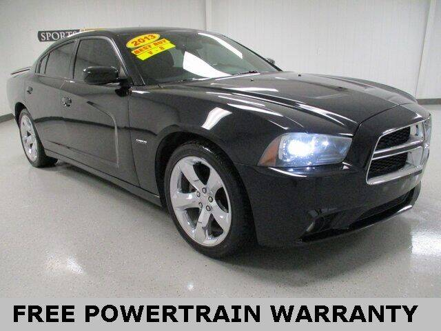 2013 Dodge Charger for sale at Sports & Luxury Auto in Blue Springs MO