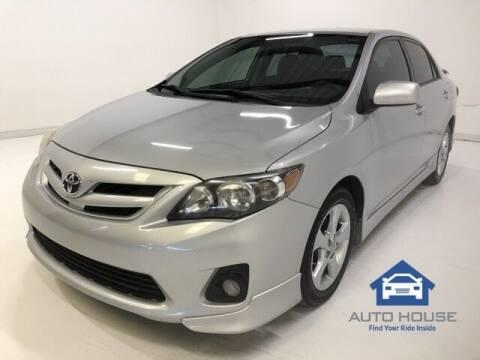 2013 Toyota Corolla for sale at AUTO HOUSE PHOENIX in Peoria AZ