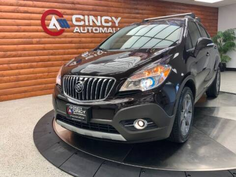 2014 Buick Encore for sale at Dixie Motors in Fairfield OH