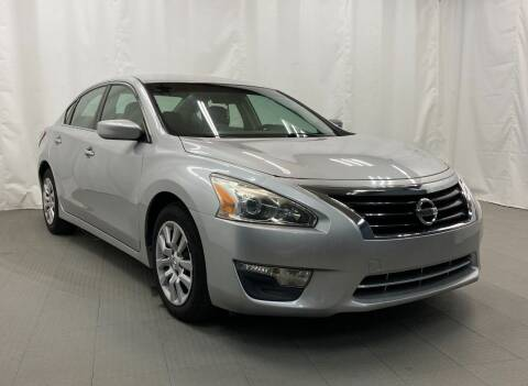 2013 Nissan Altima for sale at Direct Auto Sales in Philadelphia PA