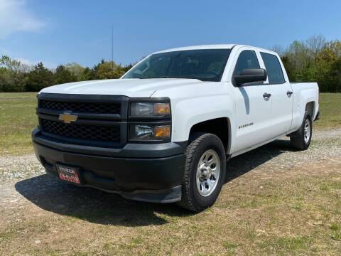 2014 Chevrolet Silverado 1500 for sale at TINKER MOTOR COMPANY in Indianola OK