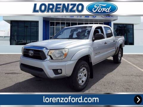 2012 Toyota Tacoma for sale at Lorenzo Ford in Homestead FL
