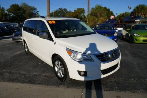 2009 Volkswagen Routan for sale at J Linn Motors in Clearwater FL