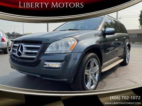 2010 Mercedes-Benz GL-Class for sale at Liberty Motors in Billings MT