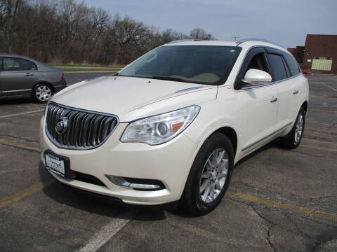 2014 Buick Enclave for sale at Triangle Auto Sales in Elgin IL